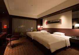 洗練された心地よさを提供する客室は、海外のリピーターも多くご利用されます