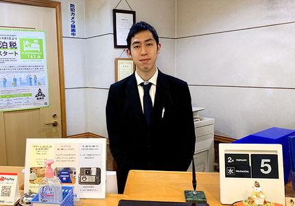 アンカーホテル博多 (フロント/契約社員)