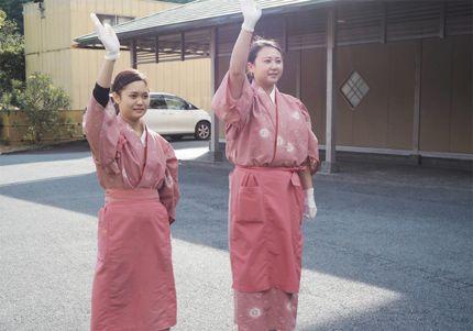 きほく千年温泉 ホテル季の座 (フロント/正社員)