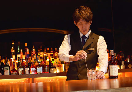 bar hotel 箱根香山 (料飲部門その他/正社員)